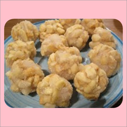 Cashew Nut Laddoo