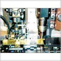 Silver Contact Welding Machine