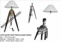 New Tripod Lamp Stand