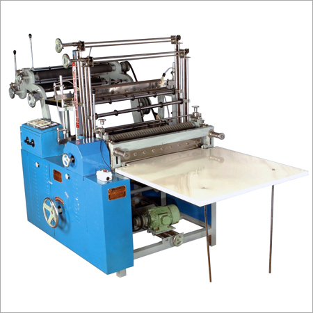 Manually Operated Bottom Sealing & Cutting Machine