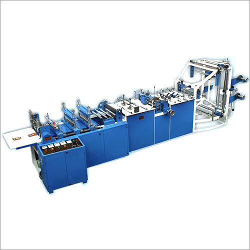 Pouch Making Machine