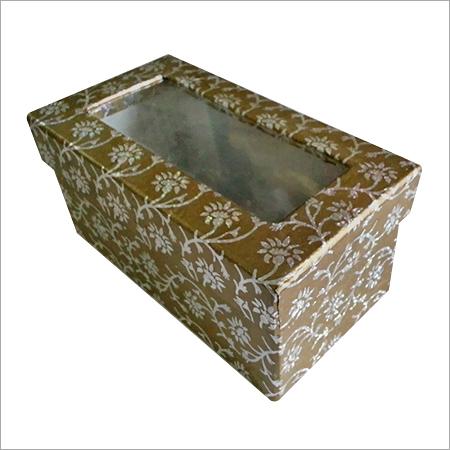Fancy Handmade Gift Boxes