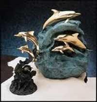 Dolphin Cremation Urn Dolphin Cremation Urn
