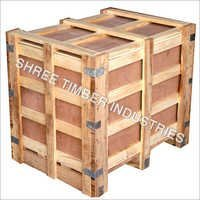 Plywood Packaging Boxes