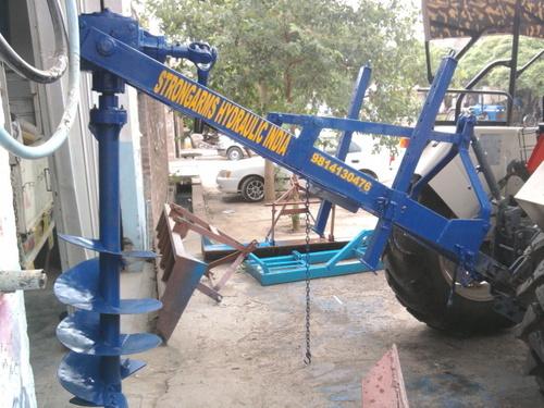 Tractor Burma