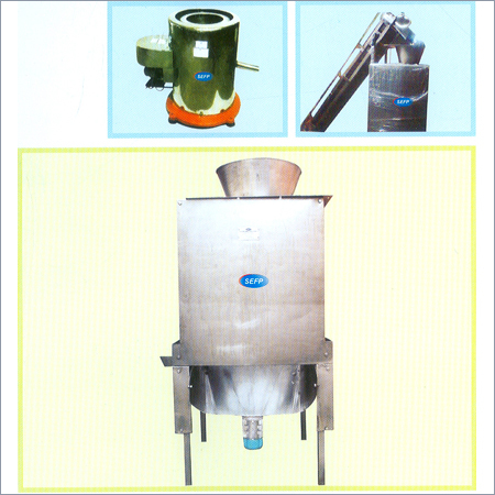 Continous Oil Dryer System