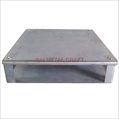 Steel Junction Box