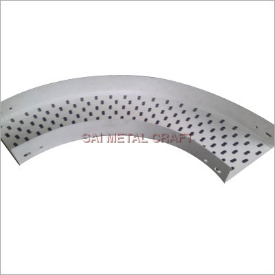 Perforated Cable Tray Horizontal Bend