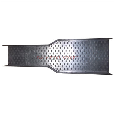 Perforated Cable Tray Reducer