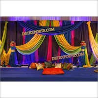 PUNJABI WEDDING THEEM DECORS