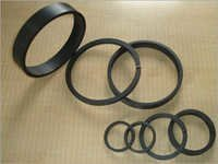 PTFE & Carbon Filled Rings