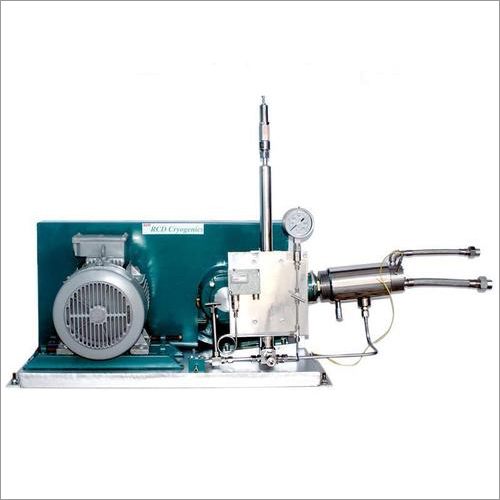High Pressure Reciprocating Pump
