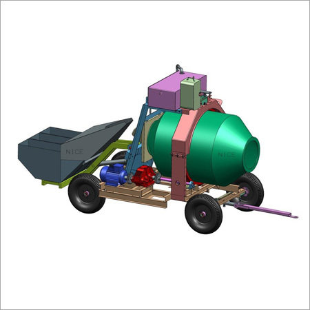 Industrial Mini Batching Plant
