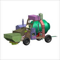 Mini Batching Plant Machine