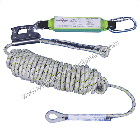 Flexible Rope Anchorage Line