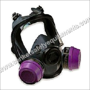 Full Face Piece Respirator