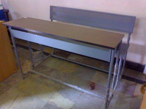Duel Desk Benches