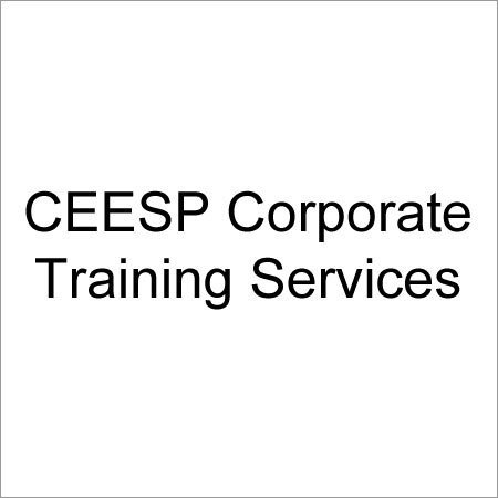 CEESP Corporate Training Services
