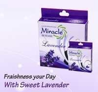 Lavender Fragrance Air Freshener