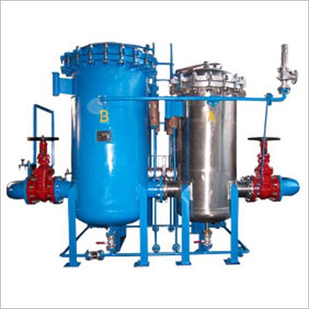 Fuel Filteration Skids