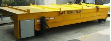 Slab Transfer Car