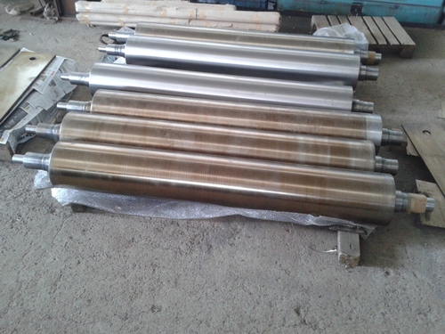 ROT Cooled Roll