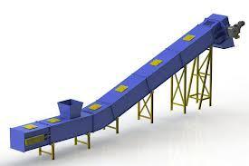 Redler Conveyor Inclined