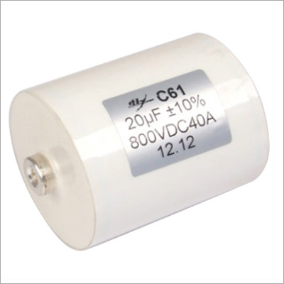 Gas Power Capacitors