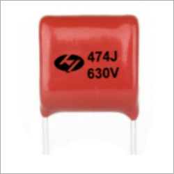 Plastic Film Running Capacitors