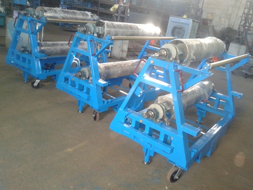 Tyre Plant Machinery