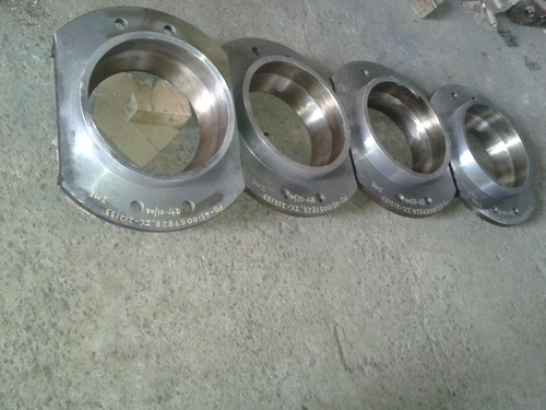 Flanges For HRM