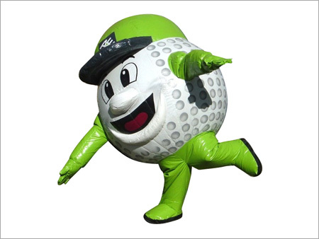 Customized Inflatable Costume