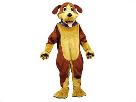 Cartoon Fur Costumes