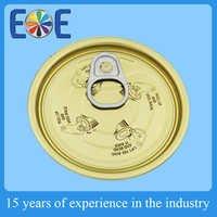 Sri Lanka  tin easy open cap with food grade