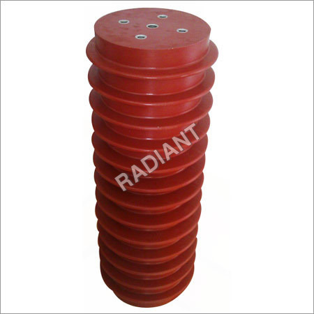 Porcelain Support Insulators