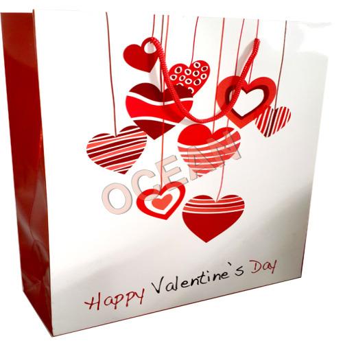Valentine Paper Bag