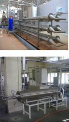 Pulp / Juice Pasturization Machinery