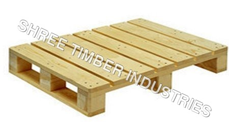 Four ways pallets