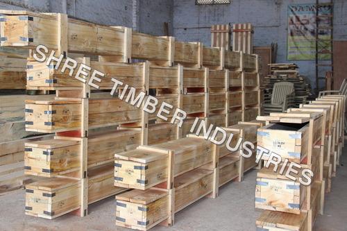Bom Wood pallets