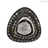Slice Diamond Ring