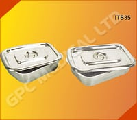 Surgical Instrument Containers