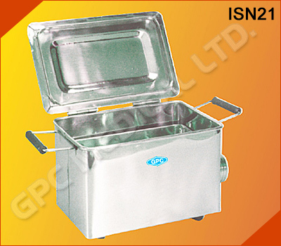 Stainless Steel Hospital Holloware and Sterilizers