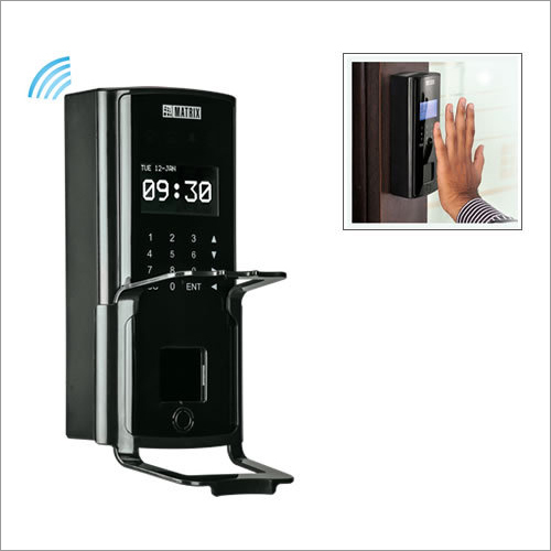 Palm Vein Based Door Controllers