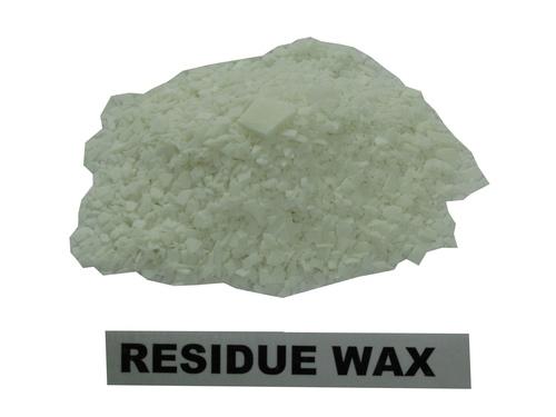 Residue Wax