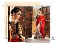 Nakkashi  Designer Wear Sarees