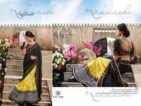 Nakkashi Designer Fancy Sarees