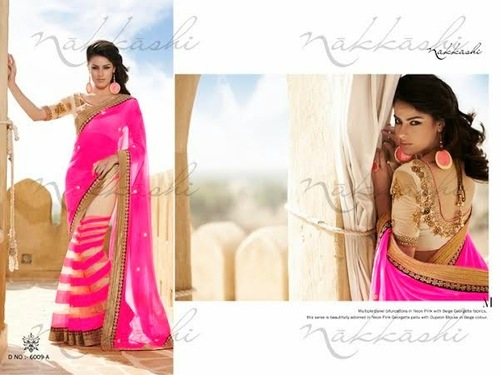 Nakkashi Designer Fashion Sarees