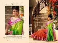 Nakkashi Designer Bridal Sarees