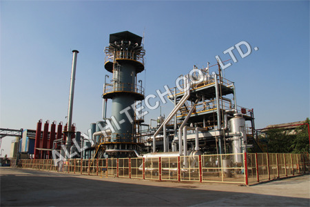 Hydrogen Production Plant