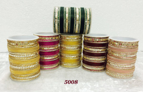 Indian Ethnic Colorful Bangles